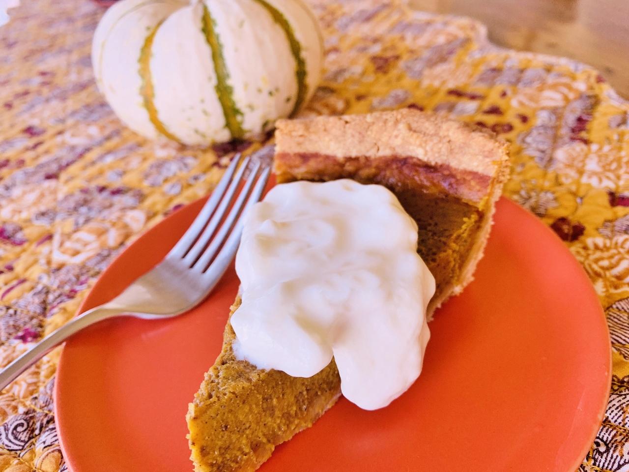 Gluten-Free Pumpkin Pie – Recipe! Image 2