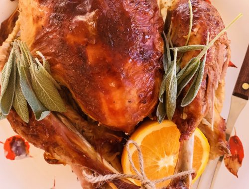 Jennie-O Oven Ready Turkey – Recipe! (Sponsored Post)