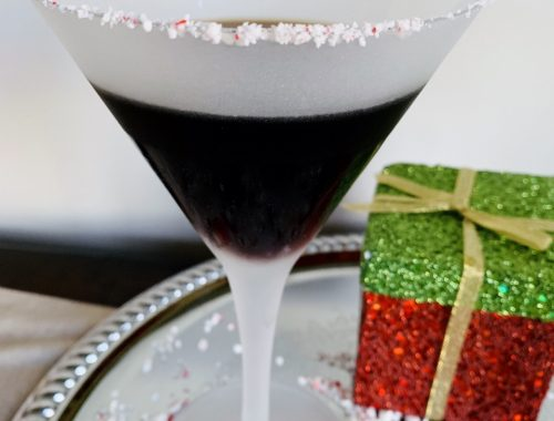 Chocolate Peppermint Martini's – Recipe!
