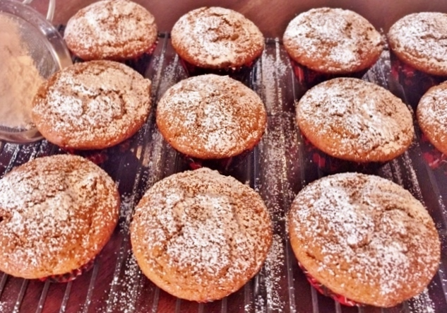 Gingerbread Muffins – Recipe! Image 1
