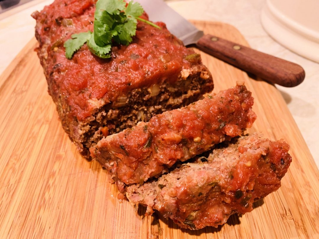 Mexican Meatloaf – Recipe! Image 1
