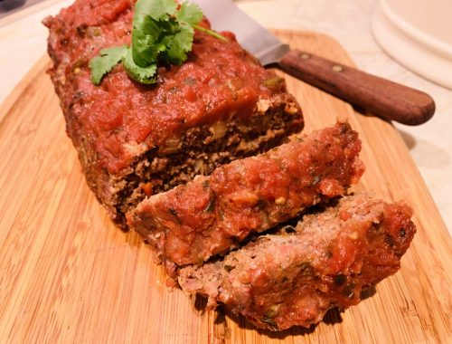 Mexican Meatloaf – Recipe!