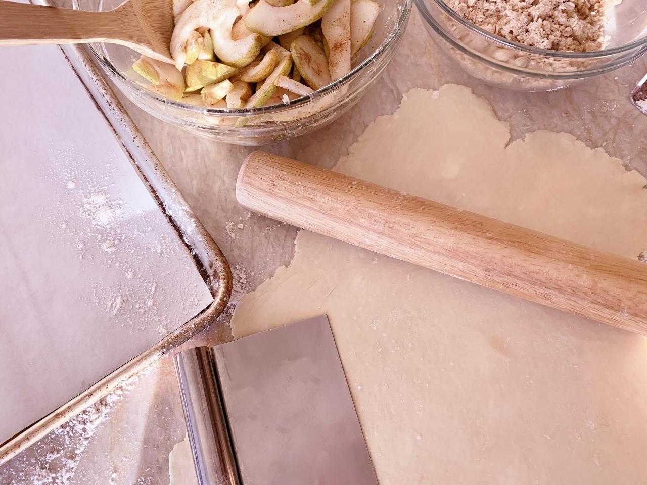 Rustic Pear Tart – Recipe! Image 3