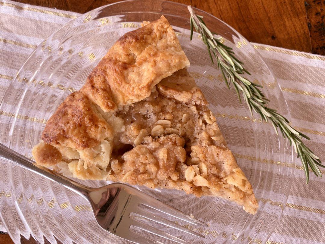 Rustic Pear Tart – Recipe! Image 1