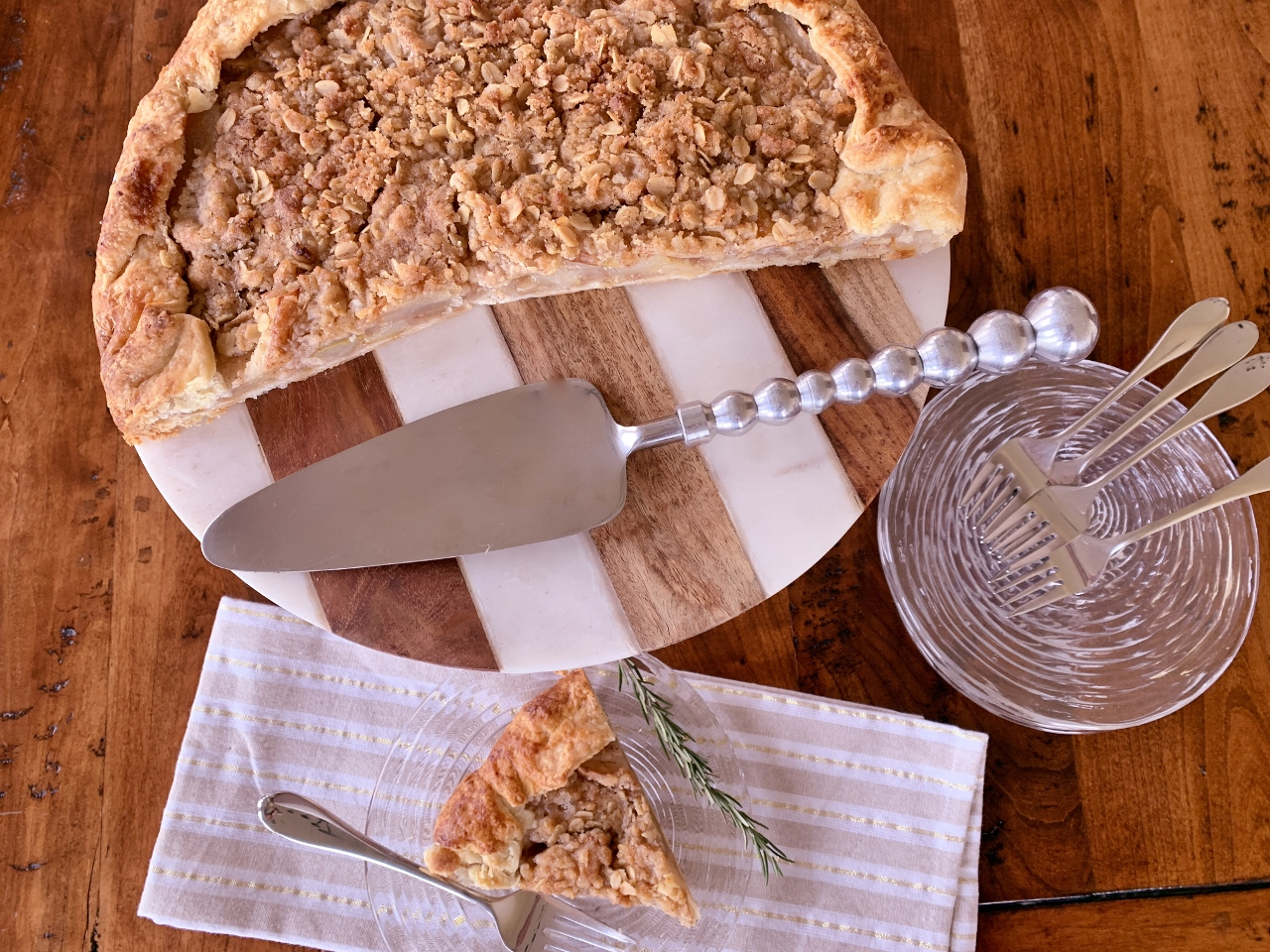 Rustic Pear Tart – Recipe! Image 2