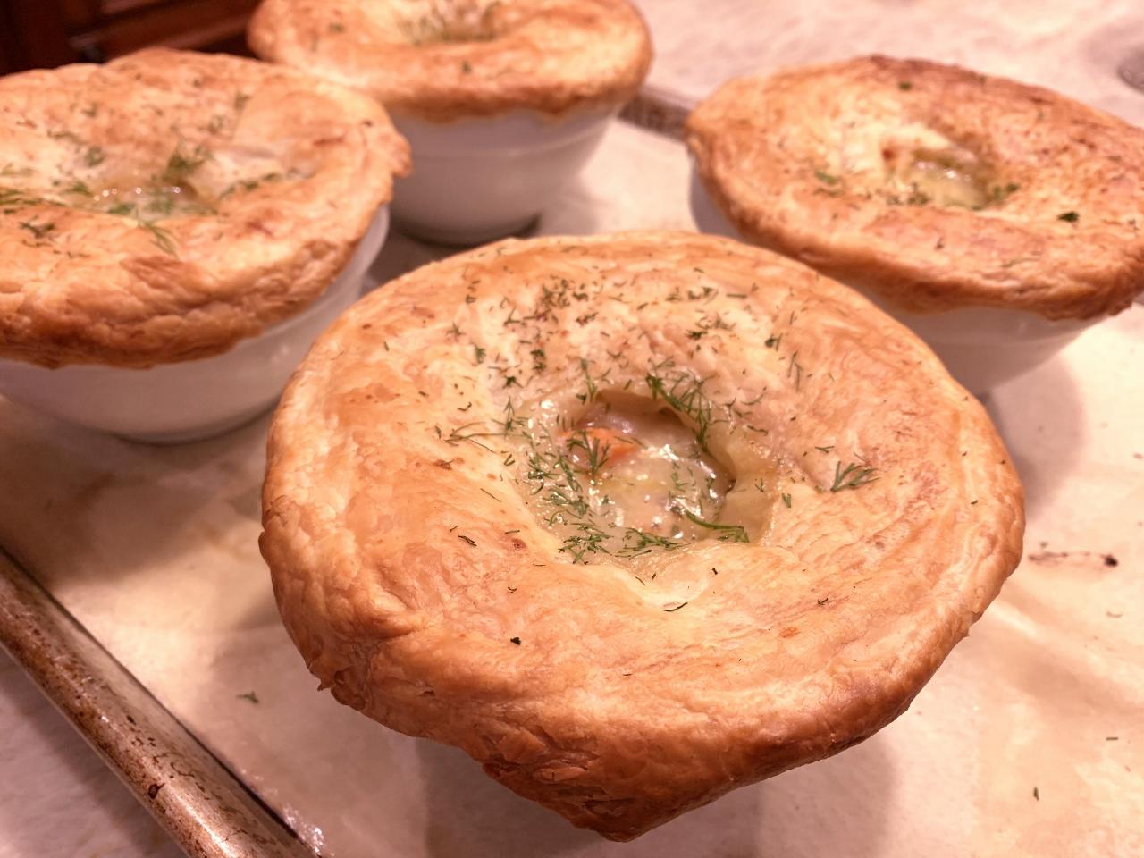Seafood Pot Pies – Recipe! Image 2