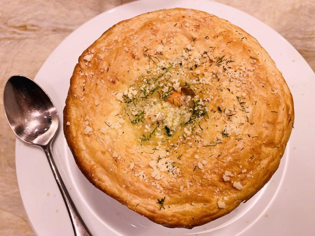 Seafood Pot Pies – Recipe! Image 1