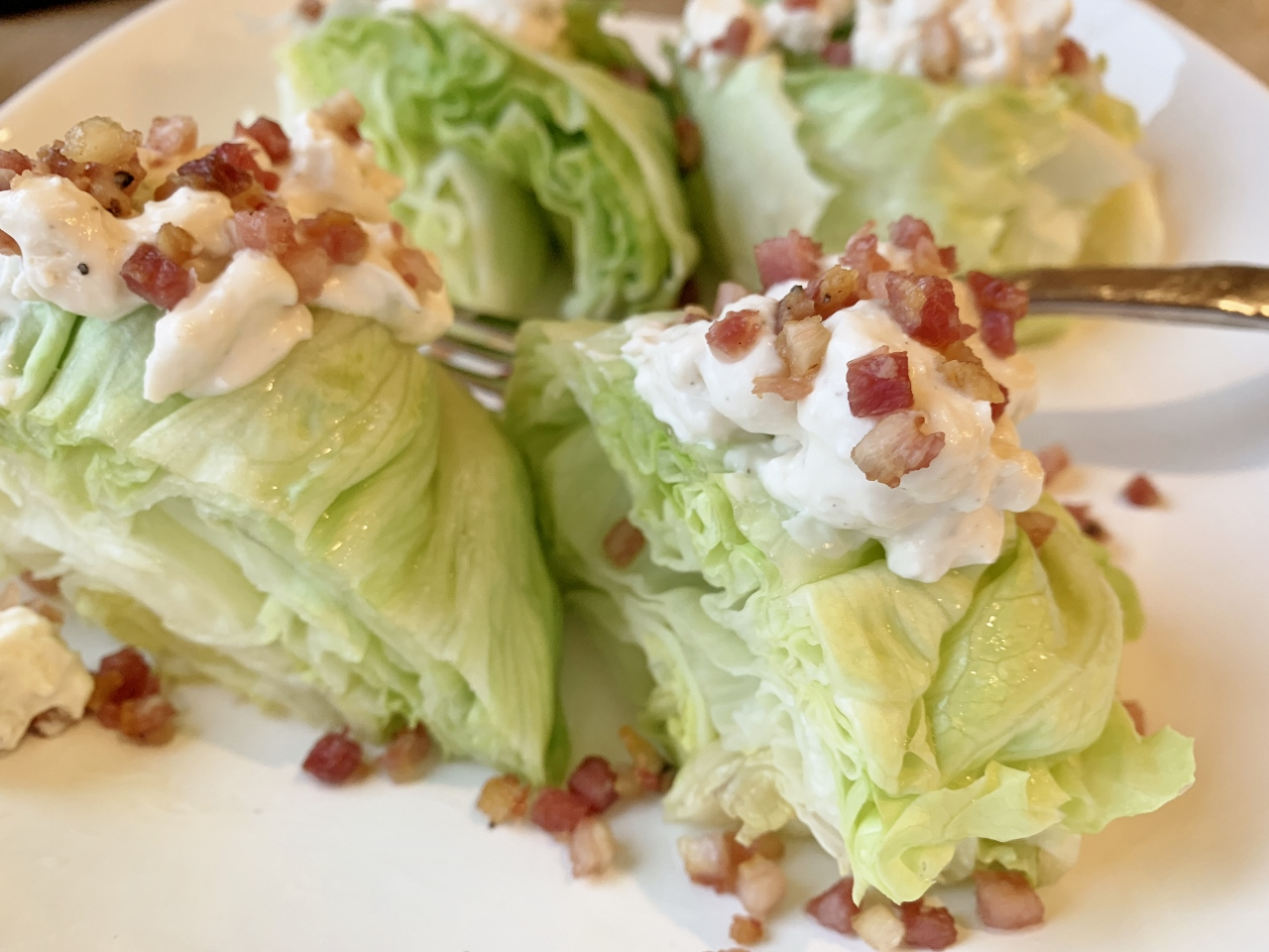 Steakhouse Wedge Salad – Recipe! Image 2