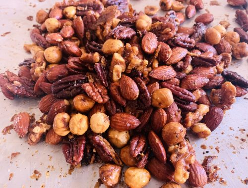 Bar Nuts – Recipe!