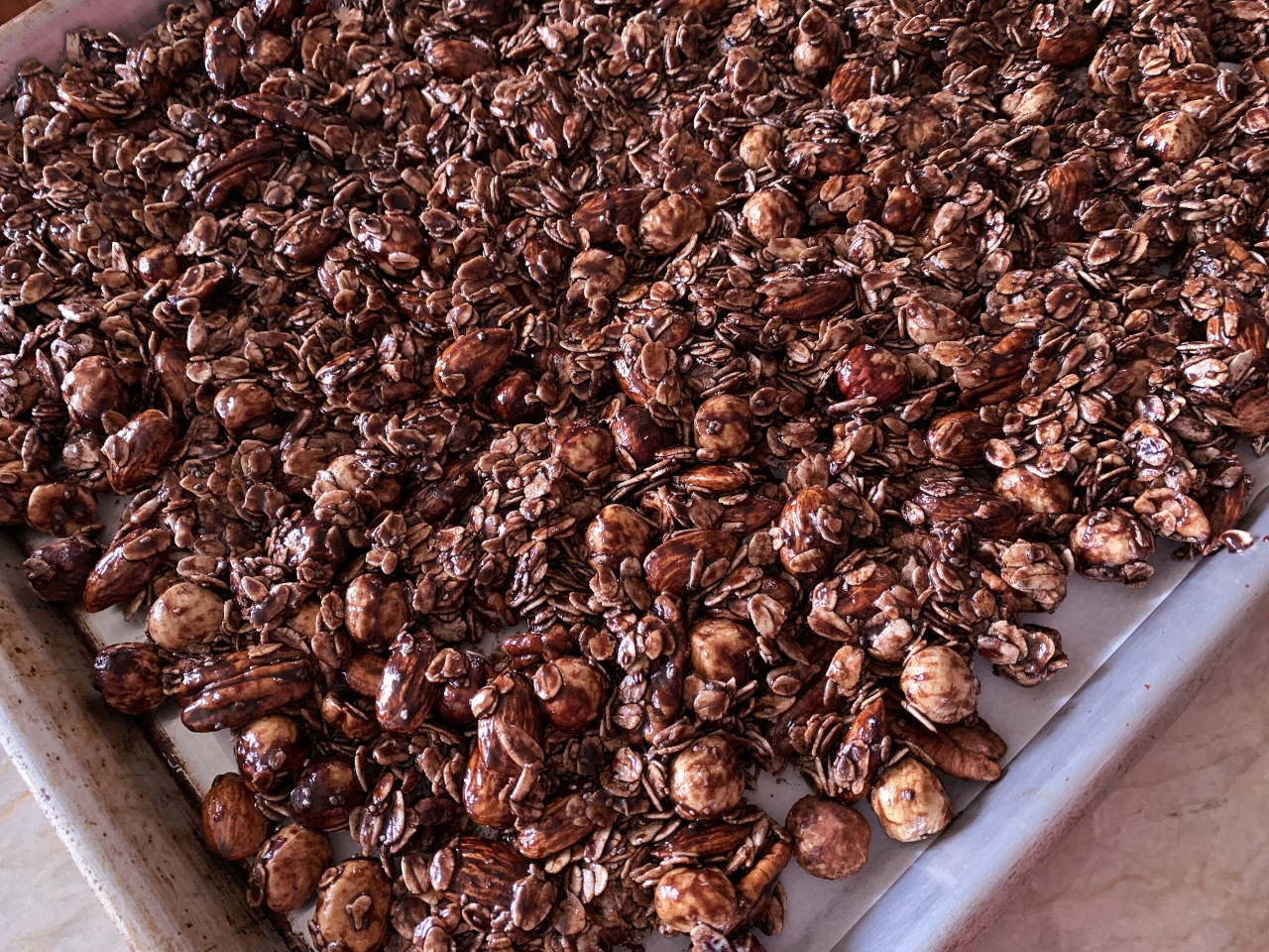 Nutty Chocolate Granola – Recipe! Image 3
