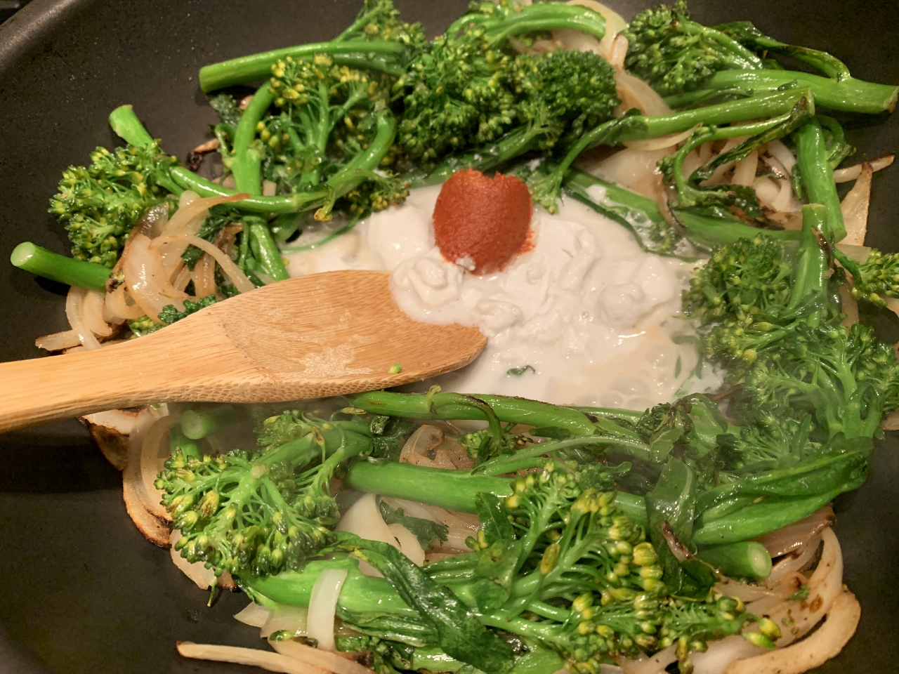 Thai Red Curry Salmon & Broccolini – Recipe! Image 3
