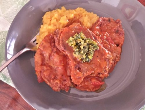 Osso Bucco with Basil Gremolata – Recipe!