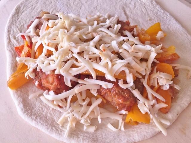 Meatball & Sweet Pepper Calzones – Recipe! Image 4