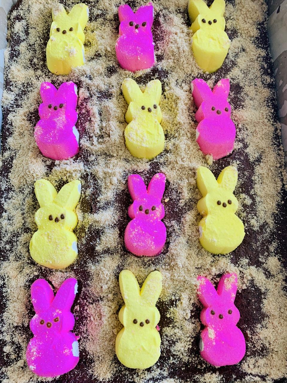 Burrowing Bunny Brownies – Recipe! Image 4