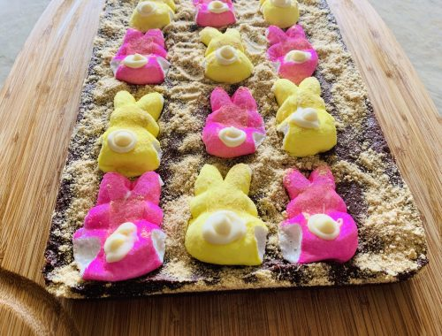 Burrowing Bunny Brownies – Recipe!
