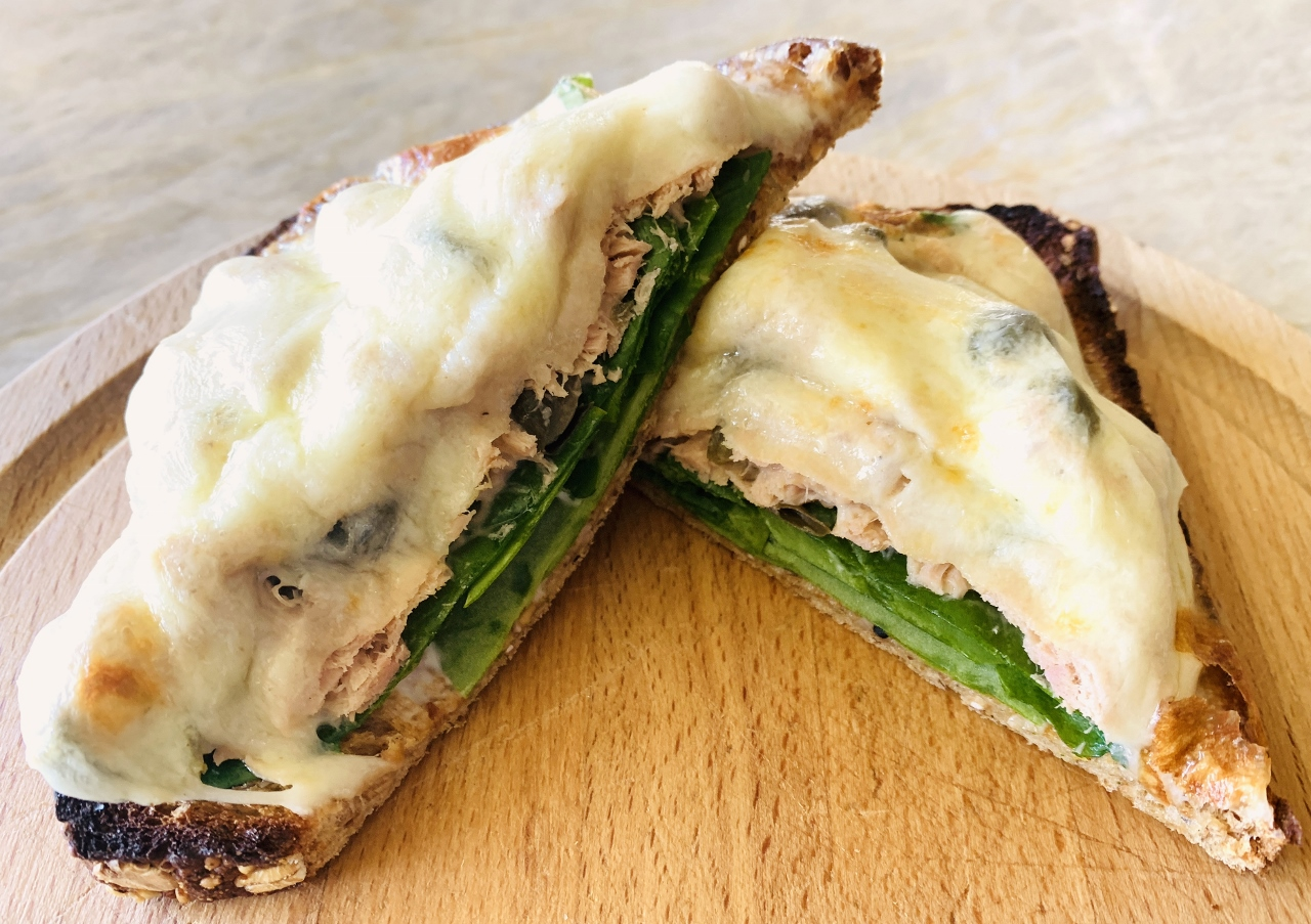 Tuna & Spinach Melts – Recipe! Image 2