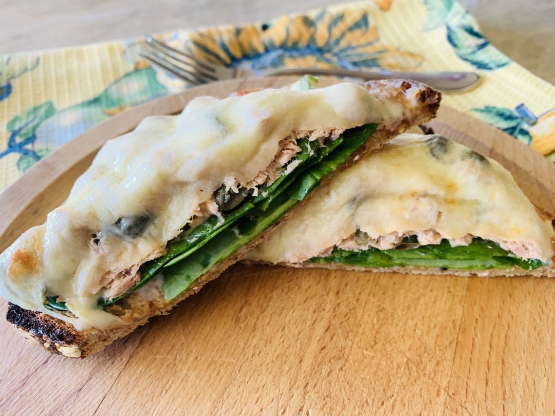 Tuna & Spinach Melts – Recipe! Image 1