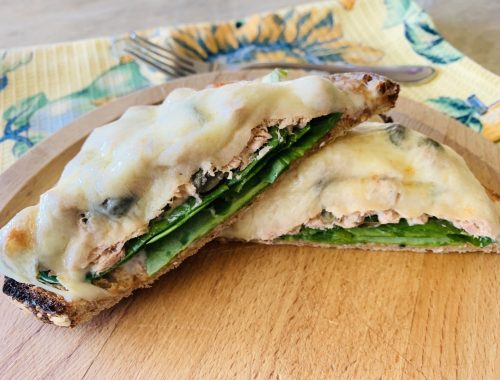 Tuna & Spinach Melts – Recipe!