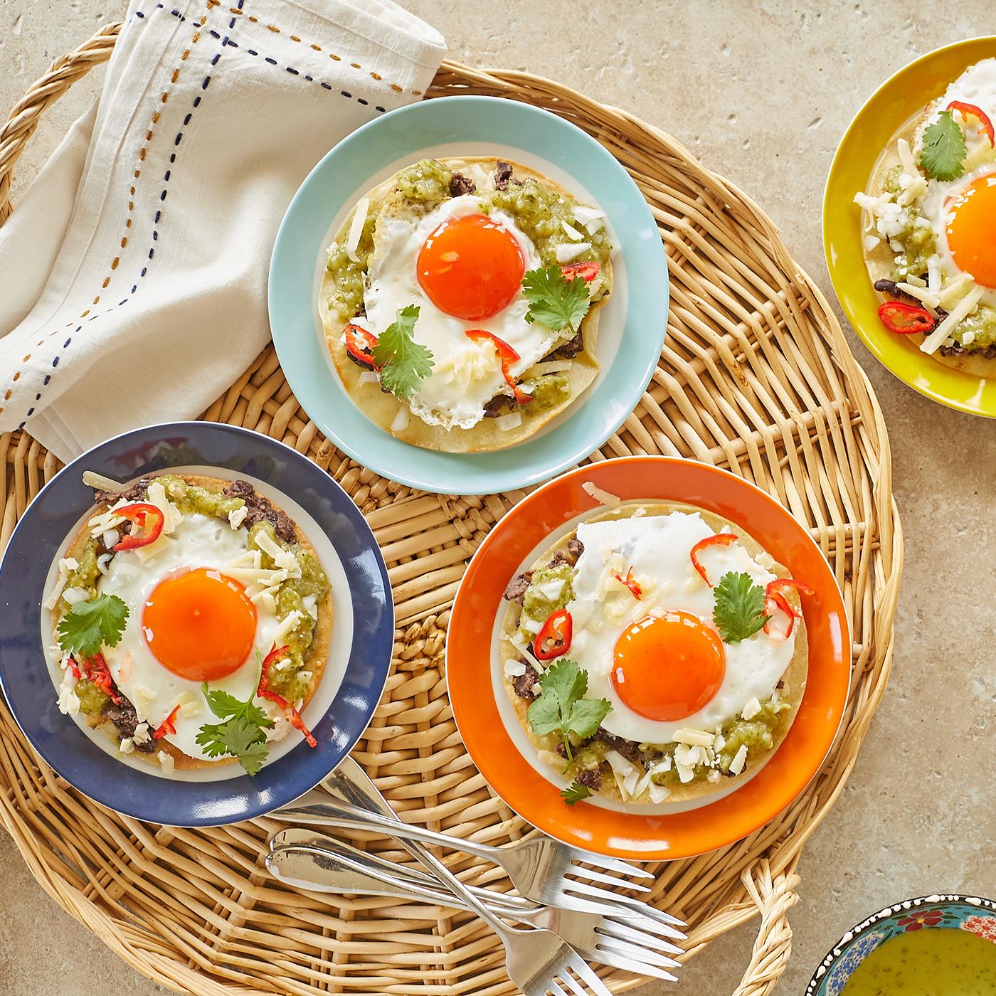 Huevos Rancheros with Salsa Verde – Recipe! Image 2