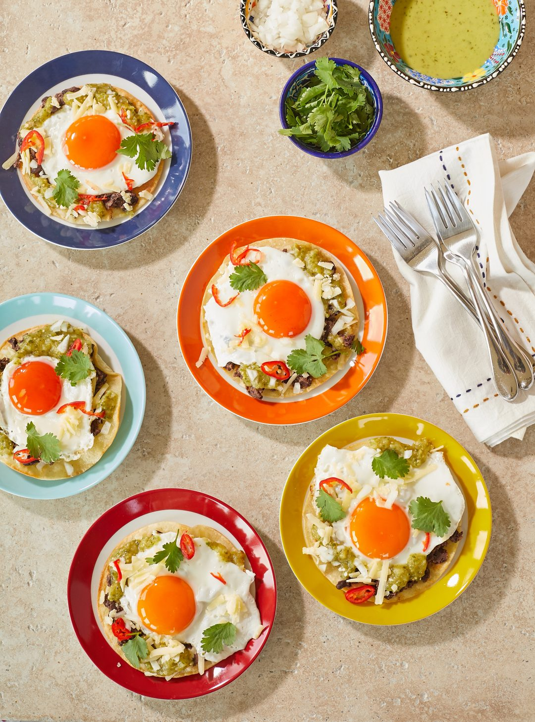 Huevos Rancheros with Salsa Verde – Recipe! Image 1