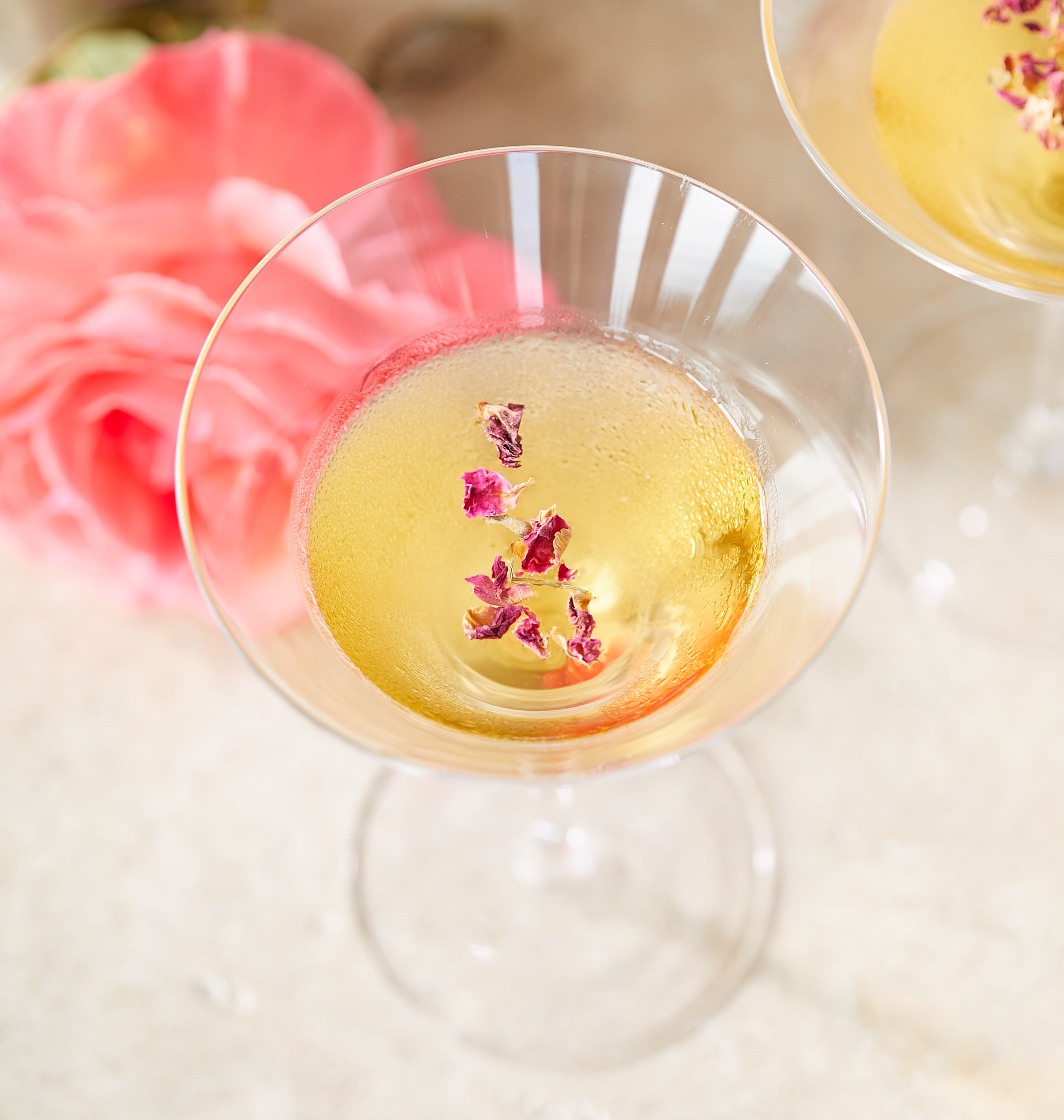 Rose Martinis – Recipe! Image 2