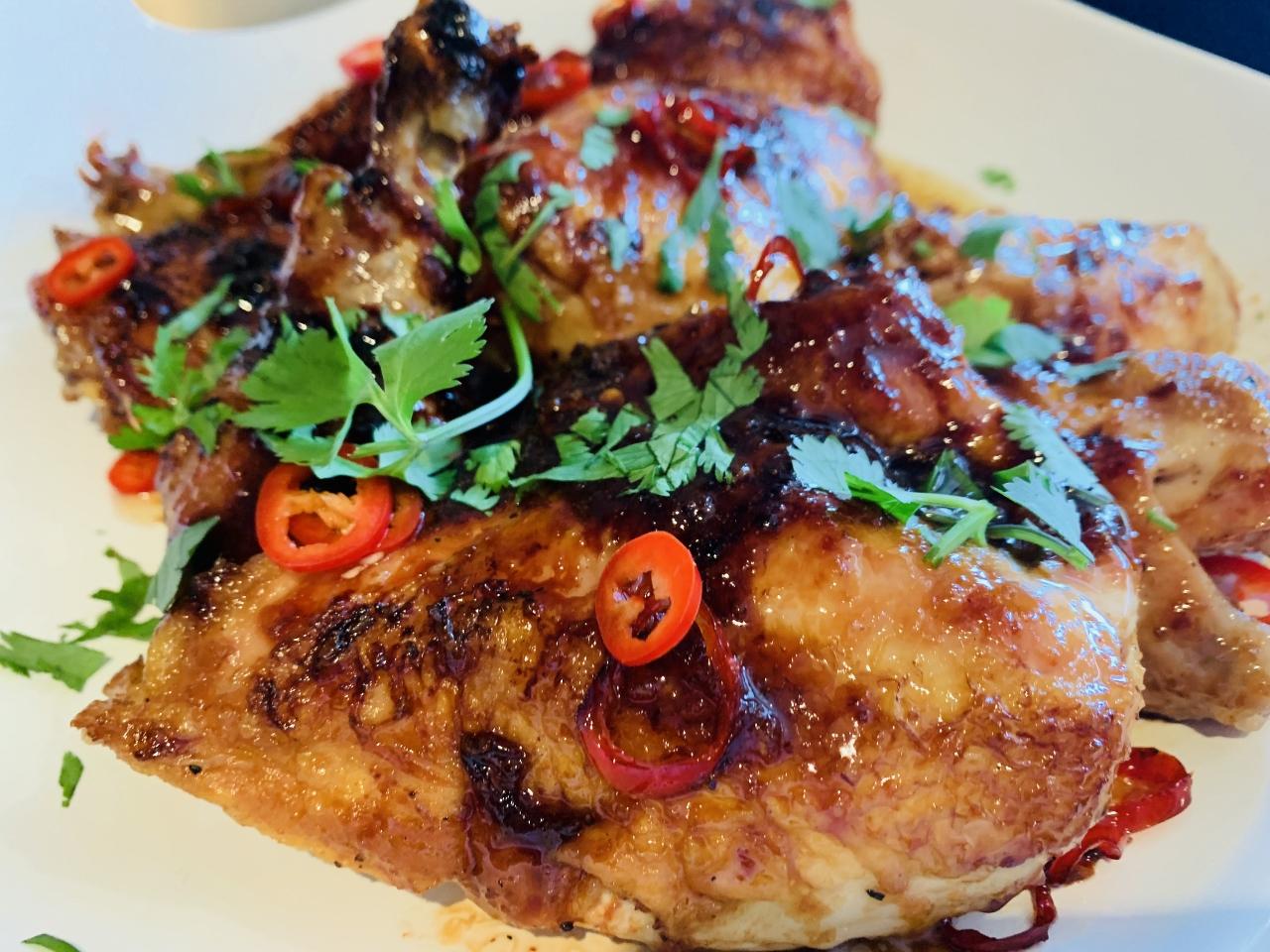 Honey-Chili Chicken – Recipe! Image 2