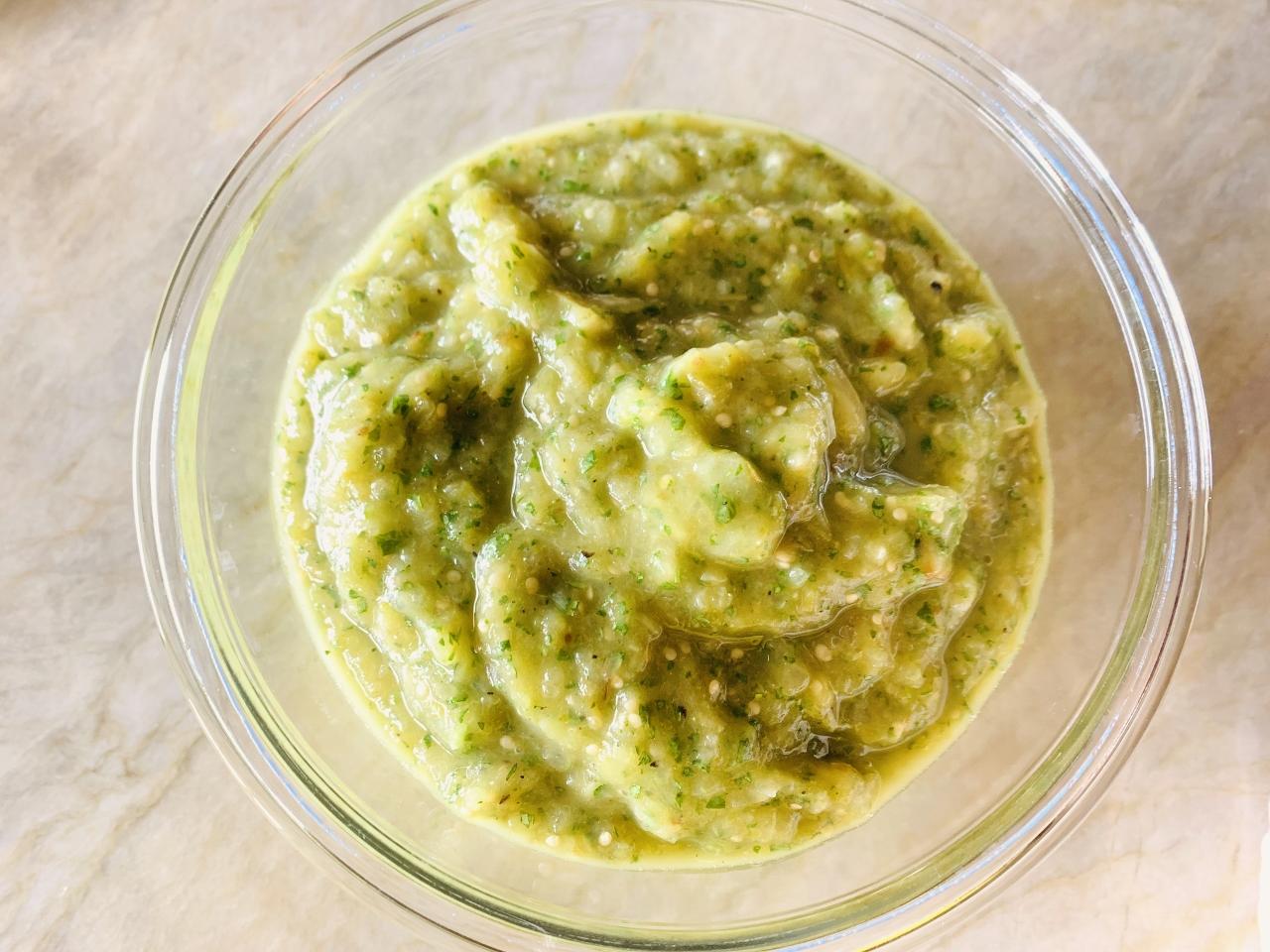 Huevos Rancheros with Salsa Verde – Recipe! Image 3