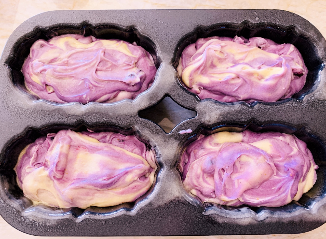 Lemon Blueberry Swirl Bread – Recipe! Image 5