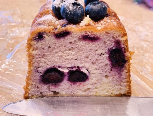 Lemon Blueberry Swirl Bread – Recipe!