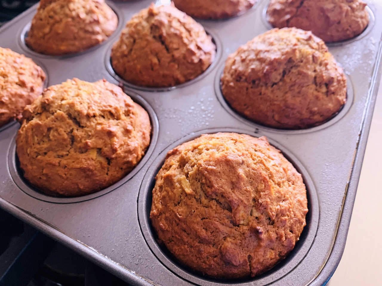 Morning Glory Muffins My Way – Recipe! Image 3
