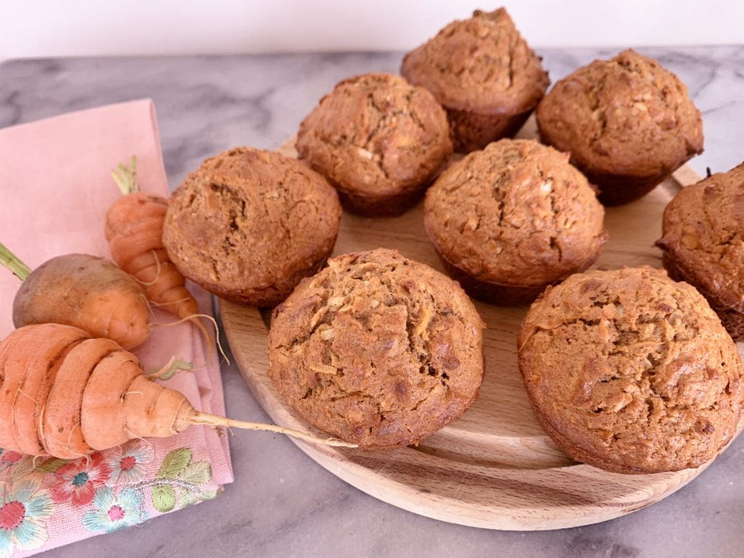 Morning Glory Muffins My Way – Recipe! Image 1