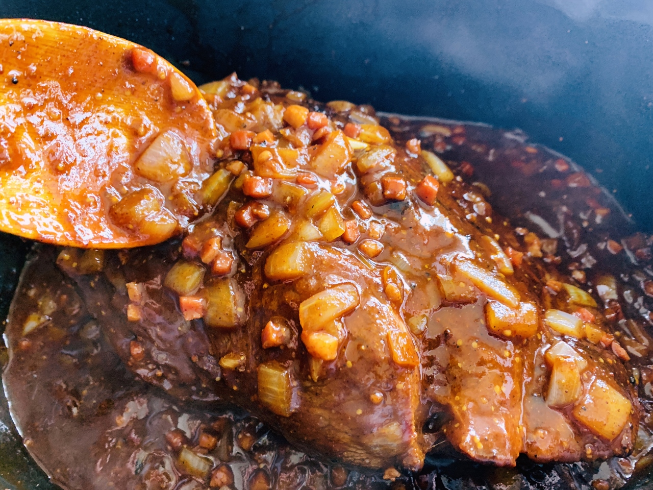 Slow-Cooker Barbecue Beef – Recipe! Image 3