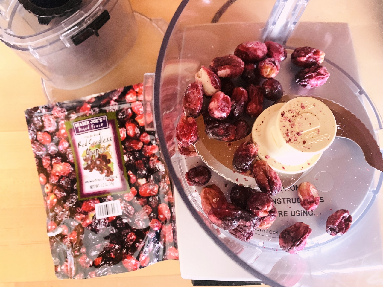 Peanut Butter Cake with Grape Buttercream – Recipe! Image 5