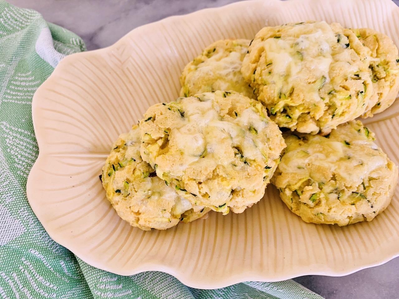 Gluten-Free Cheddar Zucchini Scones – Recipe! Image 2