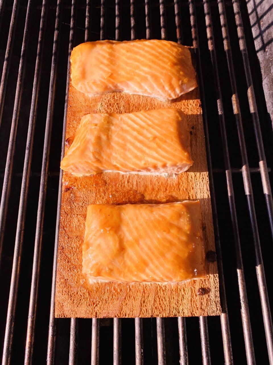 Cedar Plank Teriyaki Salmon – Recipe! Image 3