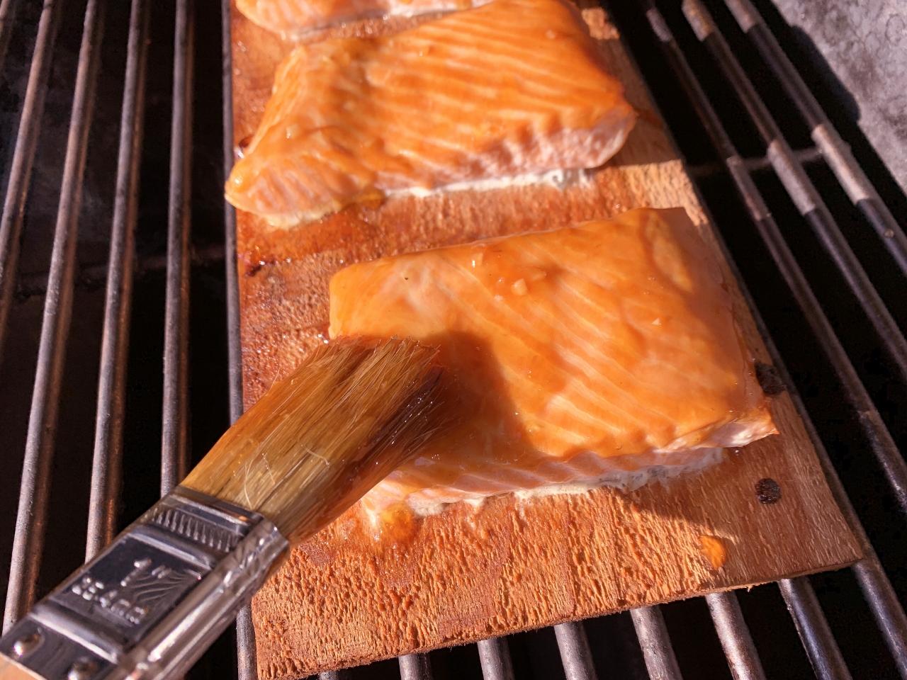 Cedar Plank Teriyaki Salmon – Recipe! Image 4
