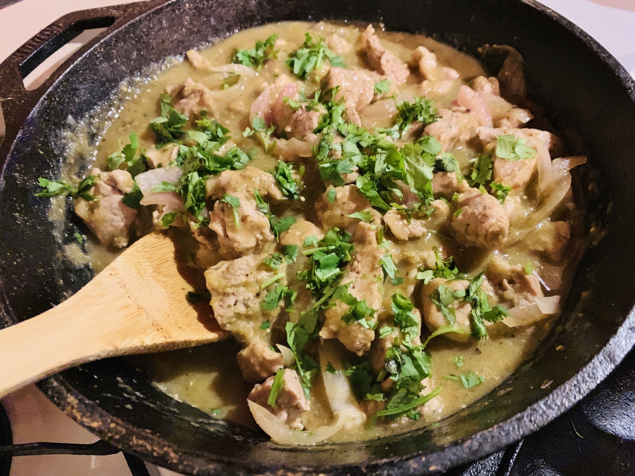 Pork Verde – Recipe! Image 2