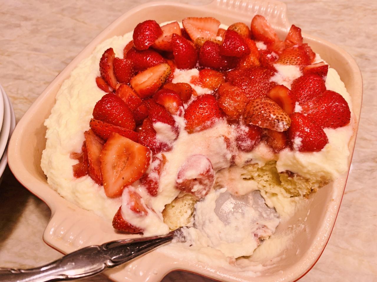 Strawberry-Buttermilk Icebox Cake – Recipe! Image 2
