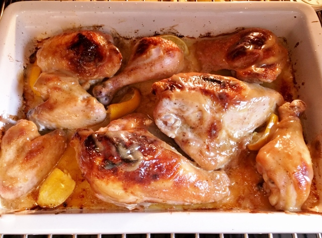 Maple-Mustard Glazed Chicken – Recipe! Image 2