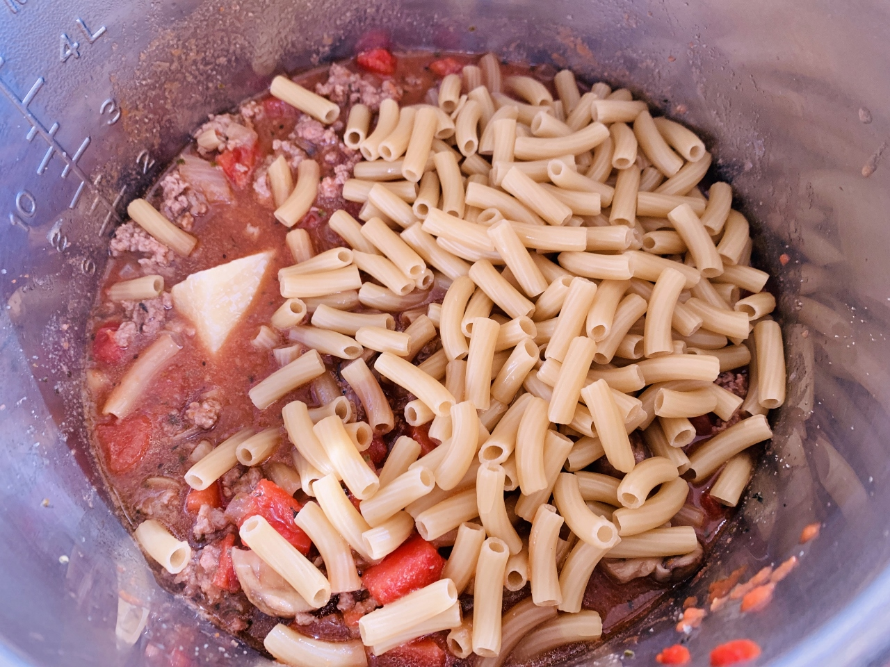 Instant Pot Homemade Hamburger Helper – Recipe! Image 3