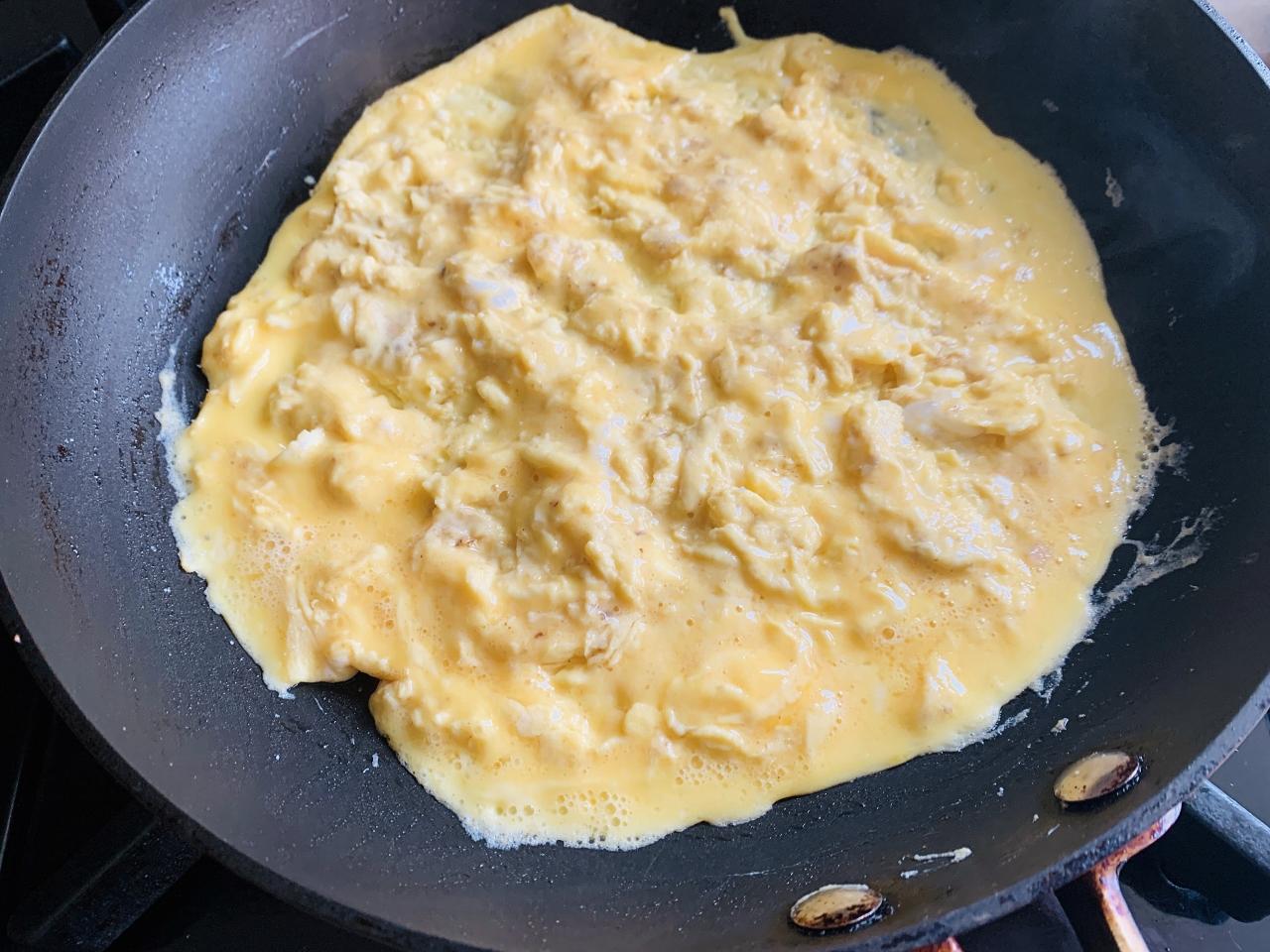 Mushroom & Brie Omelette – Recipe! Image 3