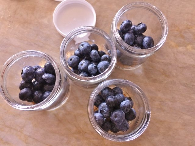 No-Bake Blueberry Cheesecake Jars – Recipe! Image 4
