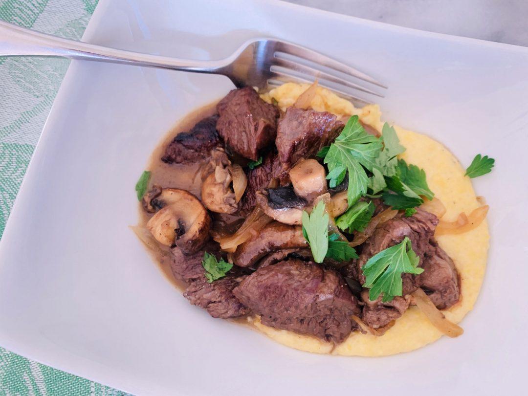 Skillet Beef & Mushrooms – Recipe! Image 1