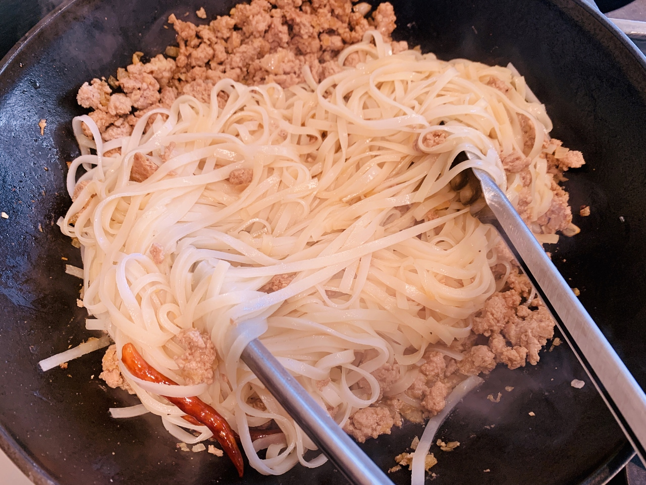 Thai Turkey Noodles – Recipe! Image 4