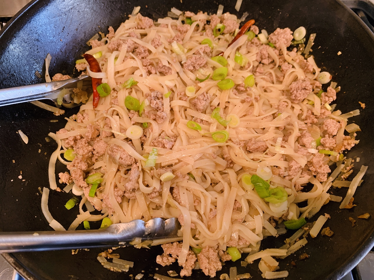 Thai Turkey Noodles – Recipe! Image 2