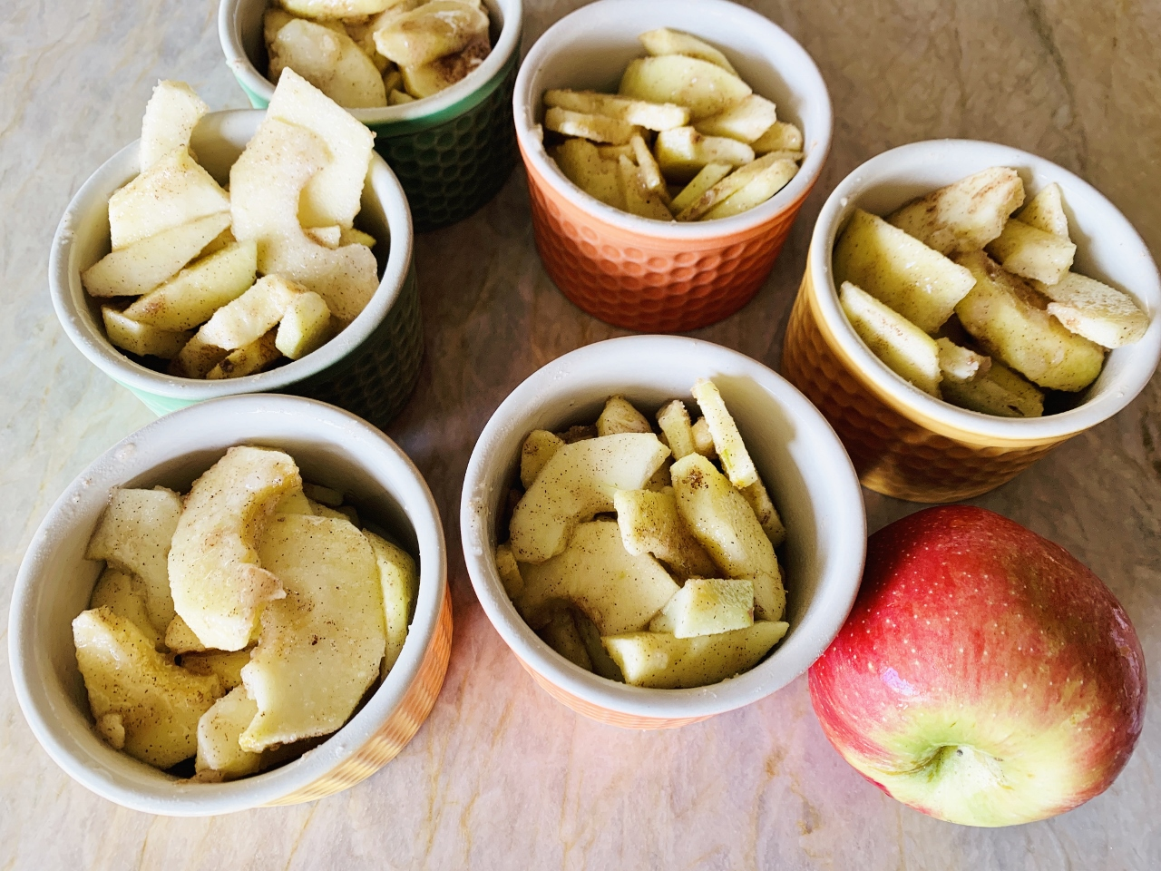Brown Butter Apple Crisps – Recipe! Image 3