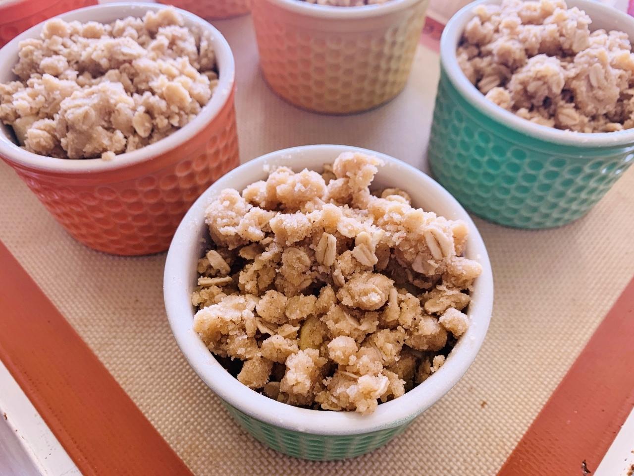 Individual Brown Butter Apple Crisps – Recipe! Image 5