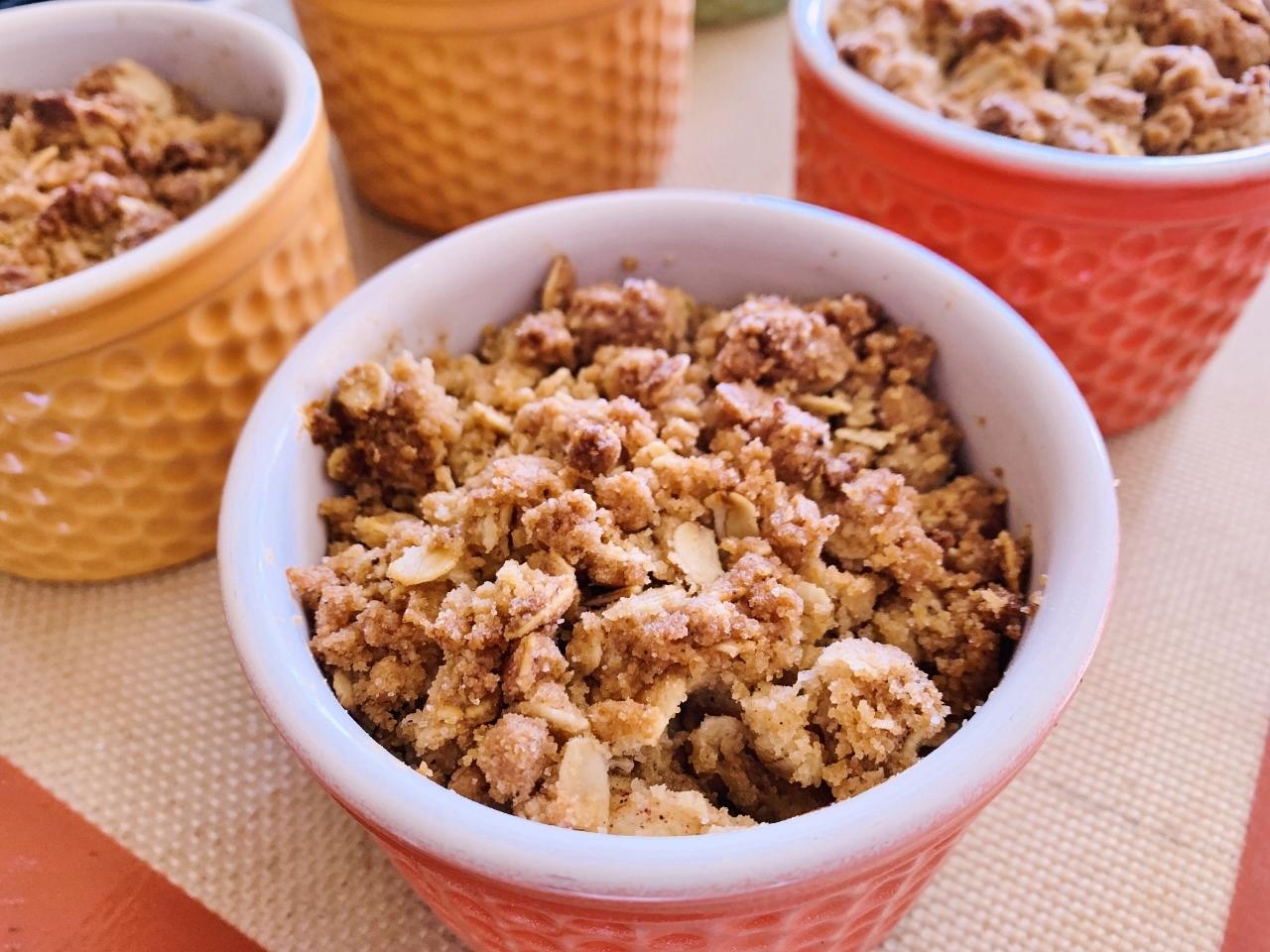 Individual Brown Butter Apple Crisps – Recipe! Image 2