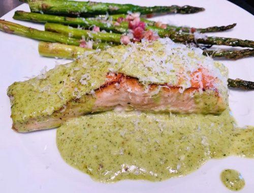 Sheet Pan Miso Glazed Salmon with Broccoli – Recipe! Image 6