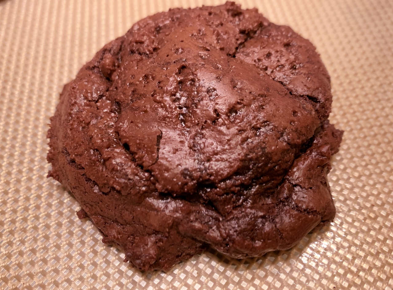 Double Chocolate Brownie Cookies – Recipe! Image 2